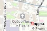 Схема проезда до компании Collegium musicum в Москве