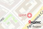 Схема проезда до компании Авиапромсервис в Москве