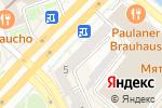 Схема проезда до компании Пьеза Приор в Москве