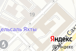 Схема проезда до компании ТРАНСТЕХНОМЕТ в Москве