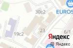 Схема проезда до компании DopuskiSro в Москве