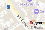 Схема проезда до компании Симплекс А.И. в Москве