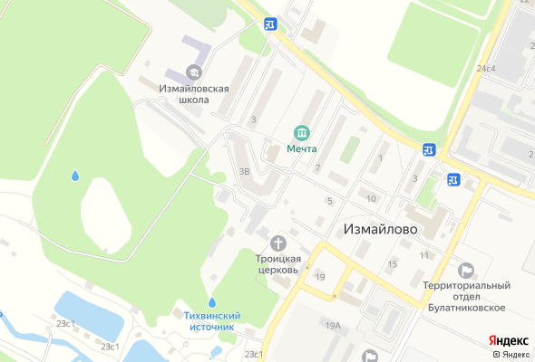 жилой комплекс Новобулатниково