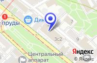 Схема проезда до компании ПРЕДСТАВИТЕЛЬСТВО В МОСКВЕ АВИАКОМПАНИЯ ASTANA AIR в Москве