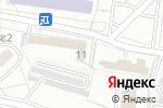 Схема проезда до компании Line coffeshop в Москве