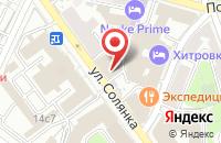 Схема проезда до компании Торговый Дом «Натол» в Москве