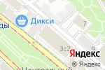 Схема проезда до компании La Costa в Москве