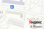 Схема проезда до компании Мега РМ в Москве