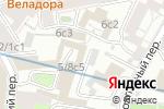 Схема проезда до компании Точка Сборки в Москве