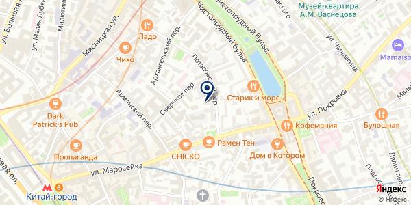 МистерМед на карте Москве