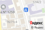 Схема проезда до компании ЭКАТО РУС в Москве