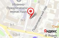 Схема проезда до компании Глобл Медиа Стар в Москве