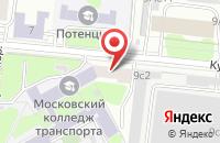 Схема проезда до компании Агентство Информационных Технологий-Абырвалг в Москве