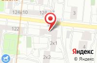 Схема проезда до компании Ам-Сервис в Москве