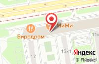 Схема проезда до компании Трансвит в Москве