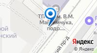 Компания Автомастерская на карте