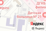 Схема проезда до компании Ди Ромбо в Москве