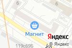 Схема проезда до компании Пивнячок в Москве