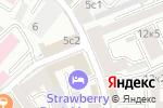 Схема проезда до компании Valrus Ltd в Москве