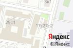 Схема проезда до компании Авто 60 минут в Москве