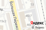 Схема проезда до компании Greek Mag в Москве