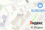Схема проезда до компании ГОРОДИССКИЙ И ПАРТНЕРЫ в Москве