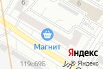 Схема проезда до компании Оосинкан в Москве