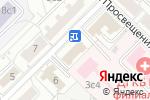 Схема проезда до компании МОЛ Морстрой в Москве