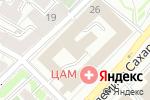 Схема проезда до компании БизнесМенеджмент в Москве