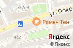 Схема проезда до компании Трикотаж Клуб в Москве