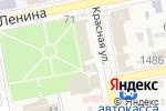 Схема проезда до компании Де люкс в Варениковской