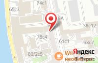 Схема проезда до компании Содружество в Москве