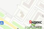 Схема проезда до компании Urban Group в Видном