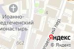 Схема проезда до компании Инвест-Гарант в Москве