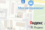 Схема проезда до компании БебиБерри в Москве