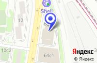 Схема проезда до компании ТФ WIT NETWORKS в Москве