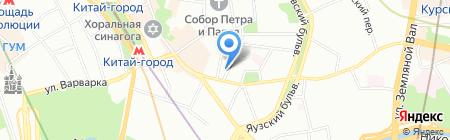 AK Consult на карте Москвы