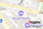 Схема проезда до компании Алмазная осень в Москве