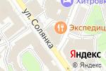 Схема проезда до компании Studio Dеcor City в Москве