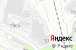 Схема проезда до компании Юнион Строй Групп в Москве