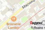 Схема проезда до компании Мос-Тур в Москве