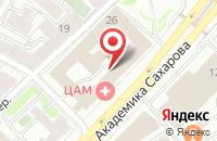 Схема проезда до компании Триумф-Стиль в Москве
