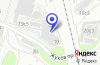 Схема проезда до компании ТРАНСПОРТНАЯ КОМПАНИЯ ТРАНС-БИЗНЕС-Э в Москве