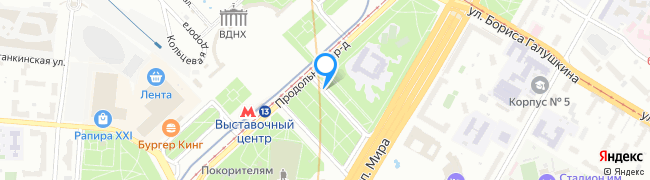 проезд Поперечный 2-й