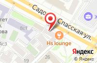 Схема проезда до компании Винтерсофт в Москве