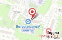 Схема проезда до компании Строймонтажресурс в Москве