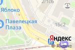 Схема проезда до компании В энд Т в Москве