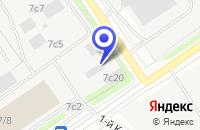 Схема проезда до компании КОНСАЛТИНГОВАЯ ФИРМА КОРПОРАЦИЯ ИНФОРМАЦИОННЫХ ТЕХНОЛОГИЙ в Москве