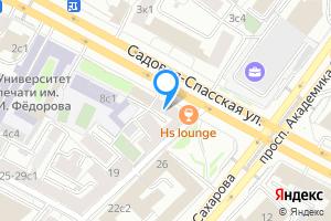 Сдается комната в Москве м. Красные ворота, Садовая-Спасская улица, 12/23с2