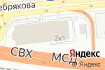 Схема проезда до компании Оптимус Групп Сахалин в Москве